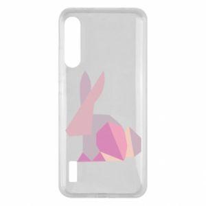 Xiaomi Mi A3 Case Pink Bunny Abstraction