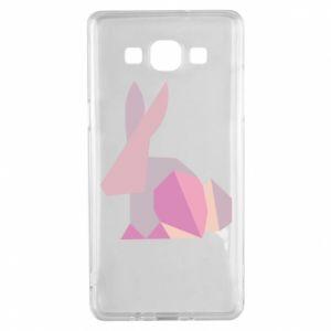 Etui na Samsung A5 2015 Pink Bunny Abstraction