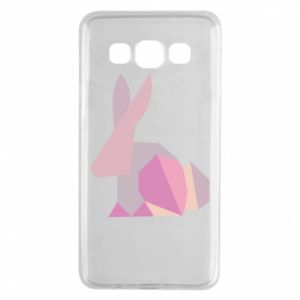 Etui na Samsung A3 2015 Pink Bunny Abstraction