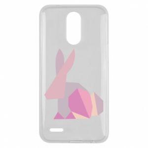 Etui na Lg K10 2017 Pink Bunny Abstraction