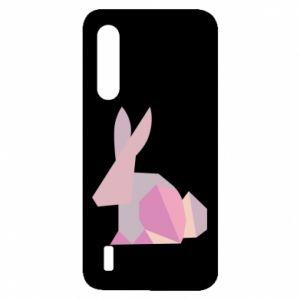 Etui na Xiaomi Mi9 Lite Pink Bunny Abstraction