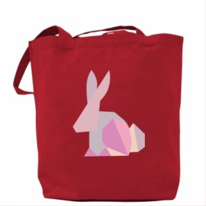 Torba Pink Bunny Abstraction