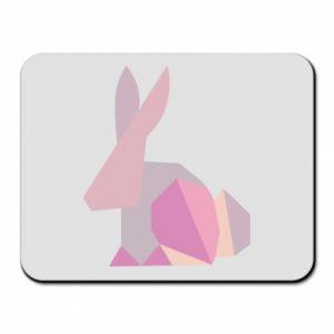 Podkładka pod mysz Pink Bunny Abstraction