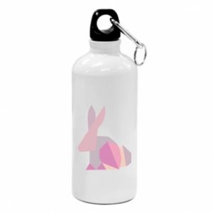 Bidon turystyczny Pink Bunny Abstraction