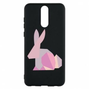 Etui na Huawei Mate 10 Lite Pink Bunny Abstraction