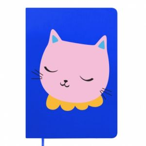 Notes Pink cat