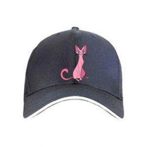 Cap Pink eared cat