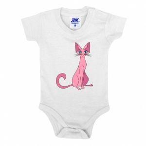 Body dziecięce Pink eared cat