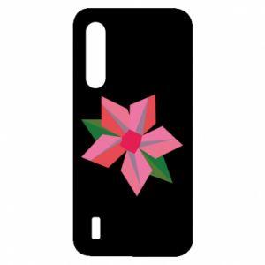 Etui na Xiaomi Mi9 Lite Pink flower abstraction
