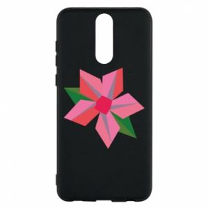 Etui na Huawei Mate 10 Lite Pink flower abstraction