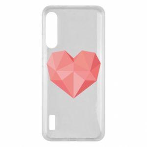 Etui na Xiaomi Mi A3 Pink heart graphics