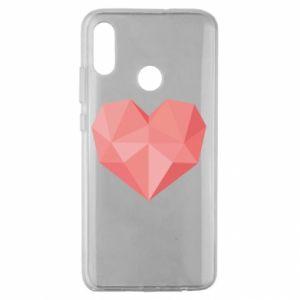 Etui na Huawei Honor 10 Lite Pink heart graphics