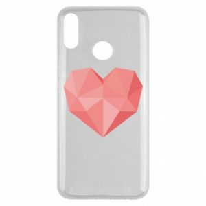 Etui na Huawei Y9 2019 Pink heart graphics