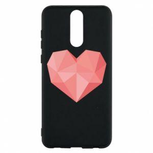 Etui na Huawei Mate 10 Lite Pink heart graphics