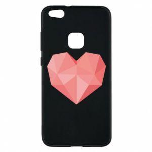 Etui na Huawei P10 Lite Pink heart graphics