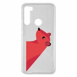 Etui na Xiaomi Redmi Note 8 Pink Mongoose