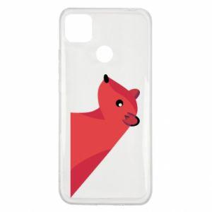 Etui na Xiaomi Redmi 9c Pink Mongoose