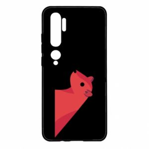 Etui na Xiaomi Mi Note 10 Pink Mongoose
