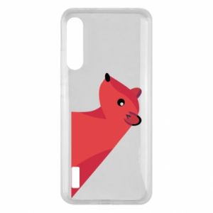Etui na Xiaomi Mi A3 Pink Mongoose