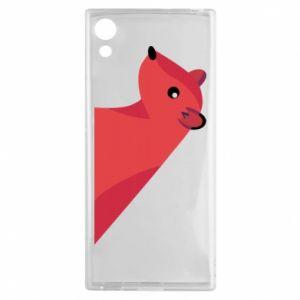Etui na Sony Xperia XA1 Pink Mongoose
