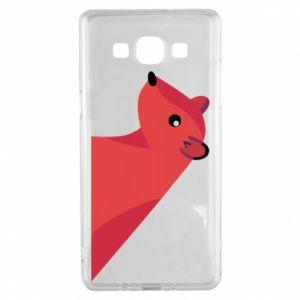 Etui na Samsung A5 2015 Pink Mongoose