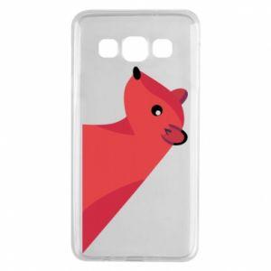 Etui na Samsung A3 2015 Pink Mongoose