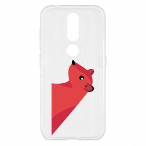 Etui na Nokia 4.2 Pink Mongoose