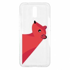 Etui na Nokia 2.3 Pink Mongoose