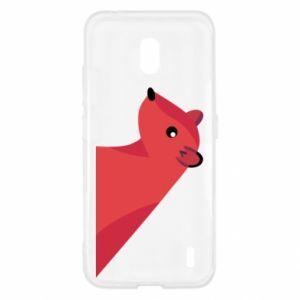 Etui na Nokia 2.2 Pink Mongoose