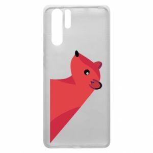 Etui na Huawei P30 Pro Pink Mongoose