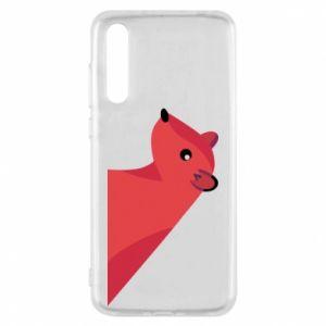 Etui na Huawei P20 Pro Pink Mongoose