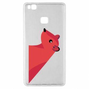 Etui na Huawei P9 Lite Pink Mongoose