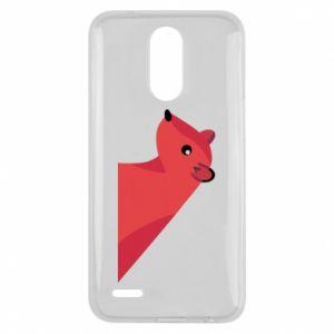 Etui na Lg K10 2017 Pink Mongoose