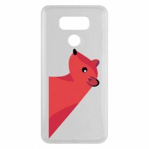 Etui na LG G6 Pink Mongoose