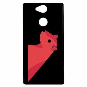 Etui na Sony Xperia XA2 Pink Mongoose