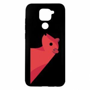 Etui na Xiaomi Redmi Note 9/Redmi 10X Pink Mongoose