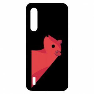 Etui na Xiaomi Mi9 Lite Pink Mongoose
