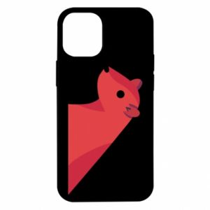 Etui na iPhone 12 Mini Pink Mongoose