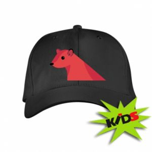 Kids' cap Pink Mongoose