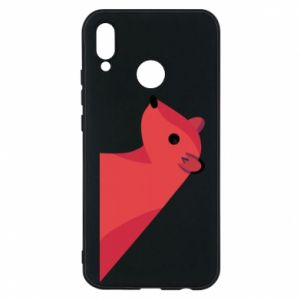 Phone case for Huawei P20 Lite Pink Mongoose