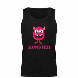 Męska koszulka Pink monster