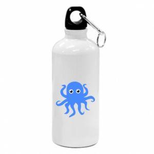 Bidon turystyczny Blue octopus