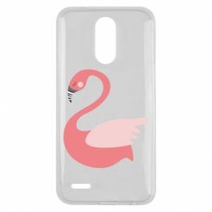Etui na Lg K10 2017 Pink swan swims