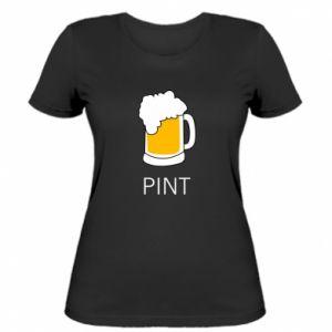 Women's t-shirt Pint