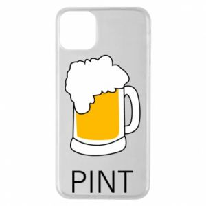 Phone case for iPhone 11 Pro Max Pint - PrintSalon