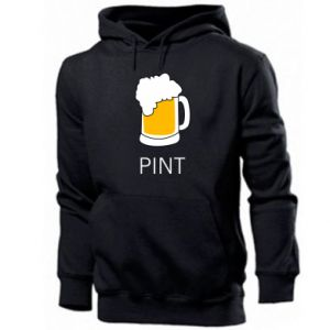 Men's hoodie Pint - PrintSalon
