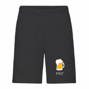 Men's shorts Pint - PrintSalon
