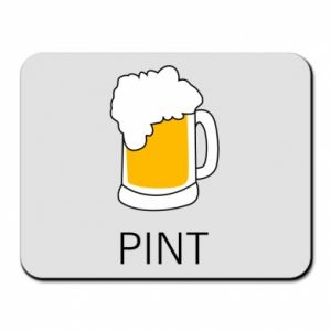 Mouse pad Pint - PrintSalon