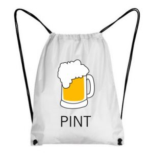 Backpack-bag Pint - PrintSalon