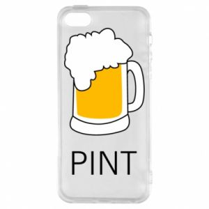 Phone case for iPhone 5/5S/SE Pint - PrintSalon